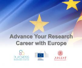Advance Your Research Career with Europe